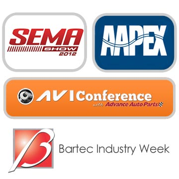 November 2012 - Industrie Woche Bartec USA Event Plan