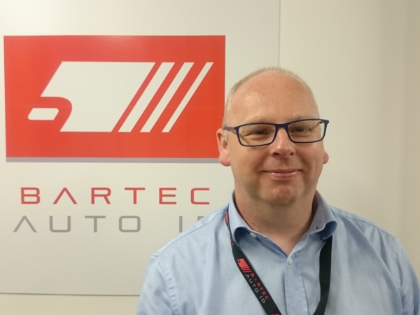 Bartec announces David Jones as new UK and Irish Salesperson